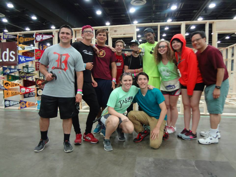 ELCA Youth Gathering – Building: Homes, Relationships, Connections